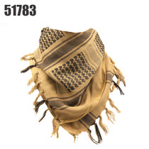 51783 открытый армия вентилятор арабский шарф утолщение мужской тактический квадратный шарф шаль универсальный шарф женский нагрудник