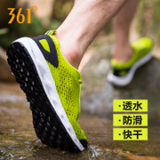 361 outdoor couple upstream shoes summer water shoes 361 Shuo Xi breathable quick dry amphibious shoes shoes for men and women