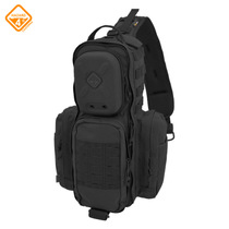 U.S. Crisis 4Hazard4 Tactical One-Shoulder Backpack Army Airborne Bag Combination Multi-Functional Outdoor Mountaineering Bag
