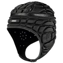 帽子棒球橄榄球足球守门员门将头盔防撞散打轮滑加厚海绵运动保护