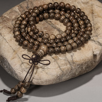 Dalakan Incense Hand String 108 men and women natural old material Buddha Beads incense Wooden Bracelet Rosary Fidelity