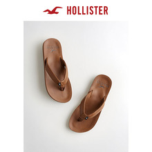 Hollister spring 2020 new product Artificial Leather Flip Flop man 304490-1