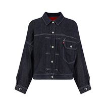 Levis Levis Yintai counter 2020 autumn and winter new womens double-sided wear cotton clothes A0151-0000