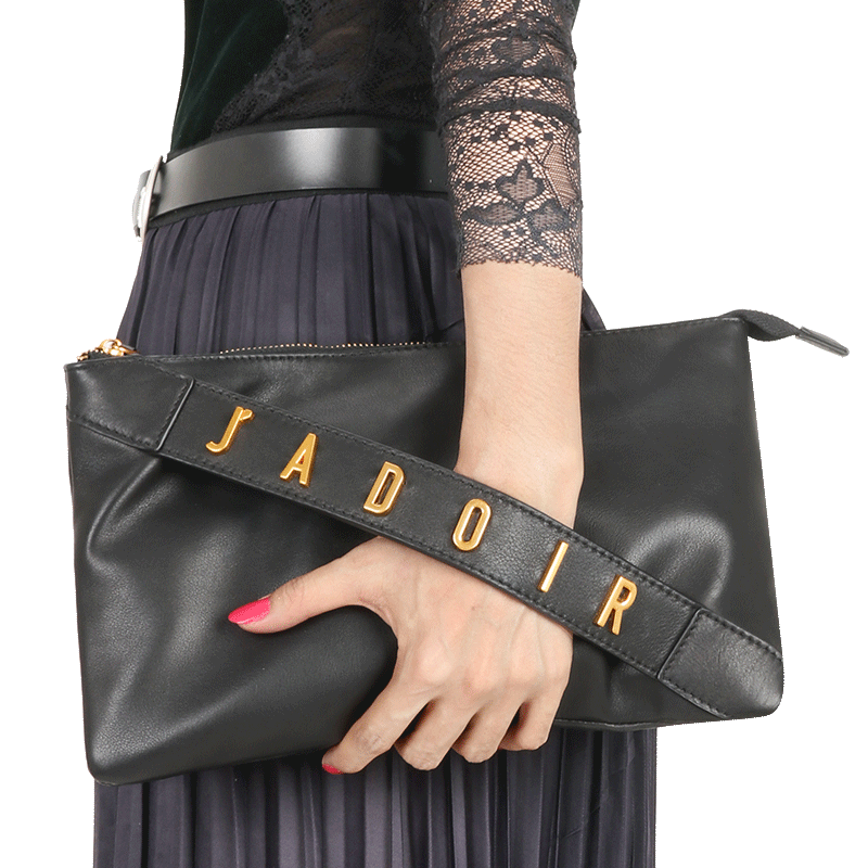 Jazz Shield Shield Leather Women's Handbag 2018 New Clutch Bag Female Shoulder Diagonal Cross Bag Multi-purpose Small Bag Clutch