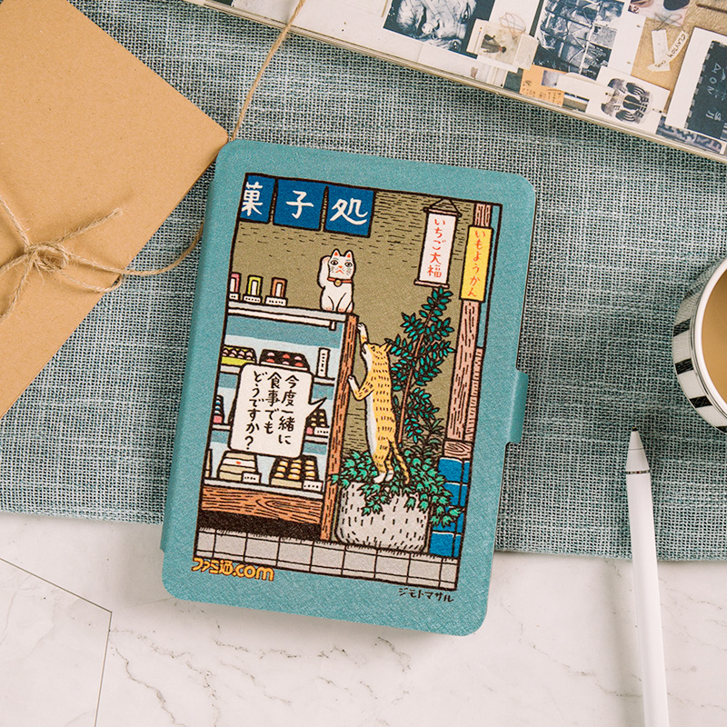 Japanese Kindle paperwhite 3/4 protective cover Migu 558 Hibernating Youth Edition 1499/958 Oasis