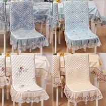 Обедая крышка стула крышка стула домочадца подушка бакрест все-в-одном всеобщая крышка стула ресторана крышка стула