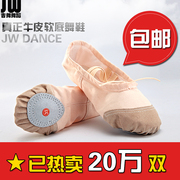 Adult children dance shoes soft bottom Kungfu shoes ballet shoes girls dancing shoes shaping Yoga shoes claw shoes