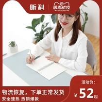 Xin ke chaud bureau pad tapis de souris chauffage bureau pad chaud bloc-notes dhiver bureau chaud main chaude Bureau pad
