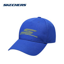 Skechers Skechers baseball cap men and women sports leisure outdoor cotton men hat female hat SHUF17101