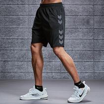 Sports shorts mens running fitness fast drying leisure five women loose training pants big yards Beach basketball pants