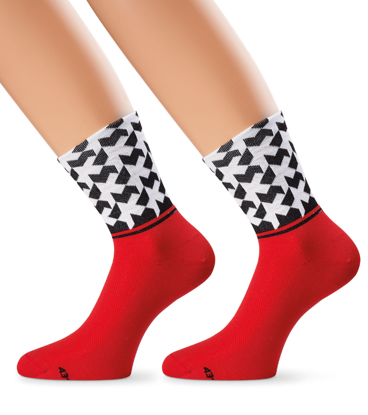 (Currently) Assos 2018 New Summer Riding Socks