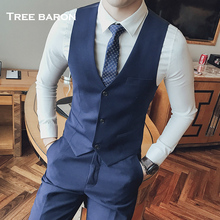 Male and groom's wedding dress, groomsman's waistcoat, furnished suit, business suit