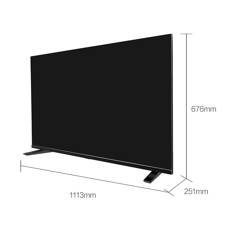 Toshiba Toshiba 50-inch TV LCD remote-free voice smart 4K full screen 50U5900C
