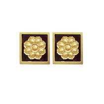 Висячие аксессуары антикварные чистые медные деревянные деревянные таблички украшают Yunto китайский стиль вывески винтажные крючки