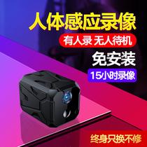 Мини-профессиональная камера беспроводная без камеры небольшая портативная ИК-камера ночного видения удаленная камера HD 4K сотовый телефон Беспроводной удаленный домашний монитор небольшая видеозапись микроформальная фотография головная машина