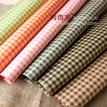 Grid and wind dye paper retro gift wrapping paper) wrapped flower paper wrapping school paper kindergarten handmade paper
