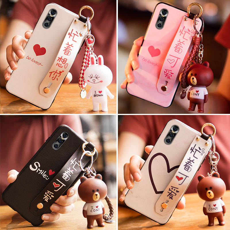Vivox27 mobile phone case S1pro female vivo x 27pro silicone soft shell x 27a protective cover vivos1 girl heart girl trend simple Japanese and Korean creative personality vivx anti-falling shell soft
