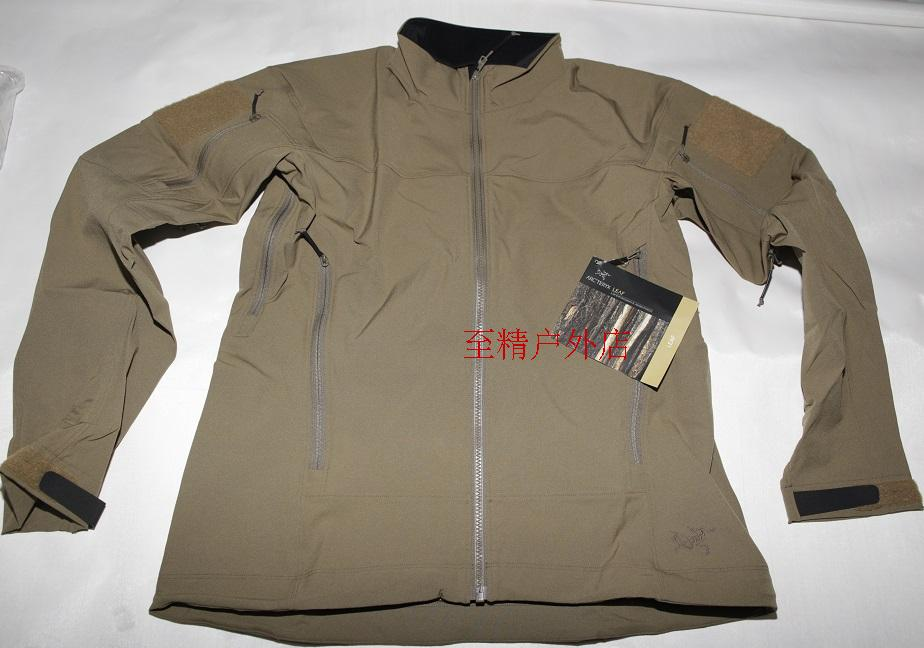 Authentic spot Arc'teryx LEAF Combat Jacket Archaeopteryx Soft Shell 11757