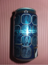 42 Pepsi empty cans collection Jinan can series.