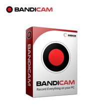Support Flower-official website Direct Hair Genuine Bandicam 4 Person screen game Recording tool