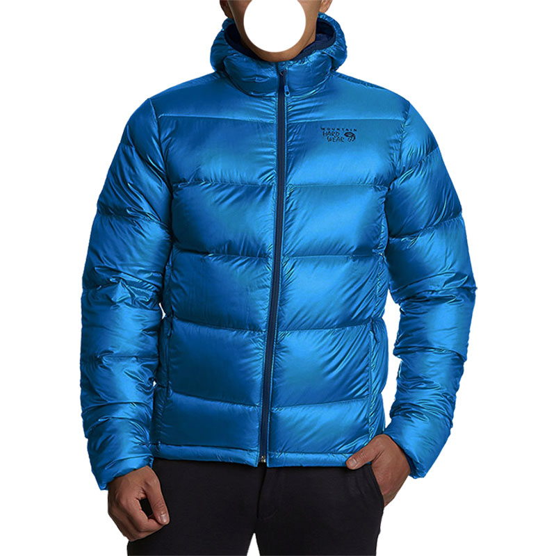 Shanhao Nut Mountain Hardwear Kelvinator Fall and Winter Warming and Thickening Down Garment Men's Style