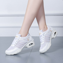 Jagger Yan square dance shoes mesh dance shoes womens sports dance shoes mom dance shoes women dance Shoes