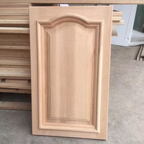 Solid wood cabinet Door custom-made European door oak cabinet door wardrobe doors solid wood door custom solid wood cabinet door