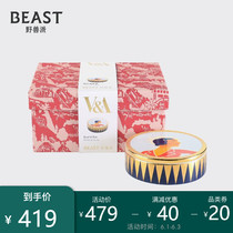 THEBEAST BEASTS PIE V.A. MUSEUM MODERN TIMES COLLECTION ROUND JEWELRY BOX COLLECTION