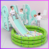 Childrens slide indoor home baby child 鞦韆 slide combination small toddler toy home park