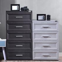 48 58cm wide thickened multi-layer drawer storage cabinet Household toy sundries storage storage cabinet finishing box