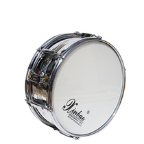 Small army drum player 13-inch new treasure Adult squad drum stainless steel Marching Drum band double-tone drum