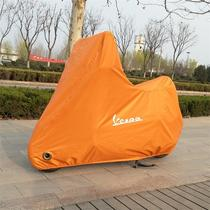 Suitable for Vespa vespa Spring Sprint 150GTS250 300 Typhoon 125LX motorcycle cover