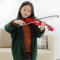 Polaroid Childrens violin toys can play musical instruments birthday present girl boy 3-6 year old scholar
