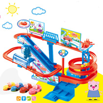 Children 1-2-3-4 years old and older early childhood educational toys boys little girls boys 0-5 years old half male baby