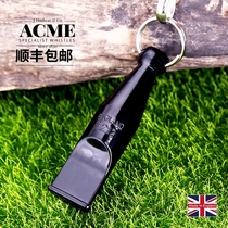 (Spot direct sales) UK imports of Evian Acme High Frequency dog whistle pet dog training dedicated whistle