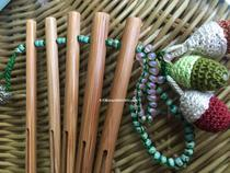 Muran Irish Crochet Bread stick-a spot