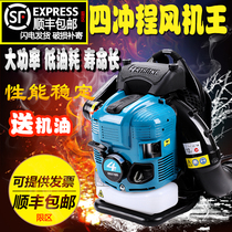 Double 12 pre-sale Impulse four stroke backpack hairdryer wind fire extinguisher greenhouse blowing snow machine gasoline hair dryer