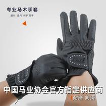 Cavassion Equestrian Gloves Super Fiber gloves breathable riding gloves Lochmardy 8104053