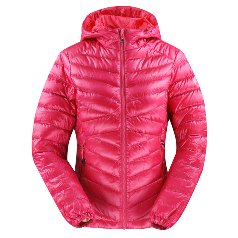 Pathfinder's Ultra-light Down Dress Female Autumn and Winter New Outdoor Warm and Wind-proof Men and Women's Couple's Cold-proof Coat