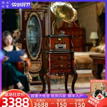 Inherited family 2006 old speaker audio European American living room home antique Bluetooth recorder