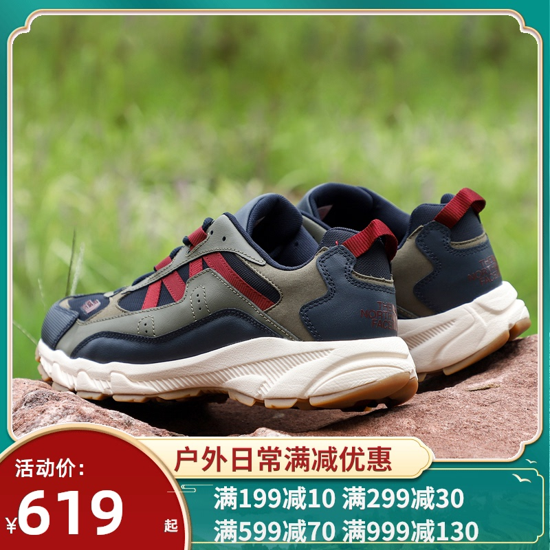 North of the official flagship mens shoes 2021 summer new camp shoes outdoor sneakers casual shoes to help run the shoe tide