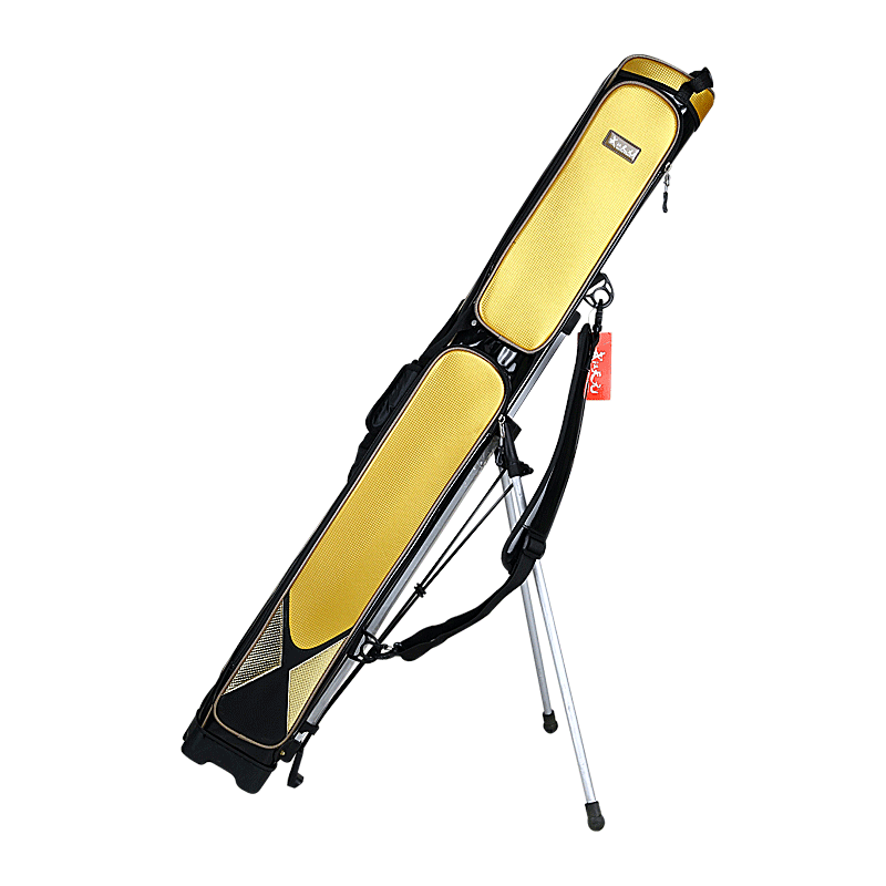 Wuhan Tianyuan Fishing Gear Package 1.2/1.25m Single Double/Three Layer Fishing Bag with Bracket Hard Shell Waterproof Pole Package