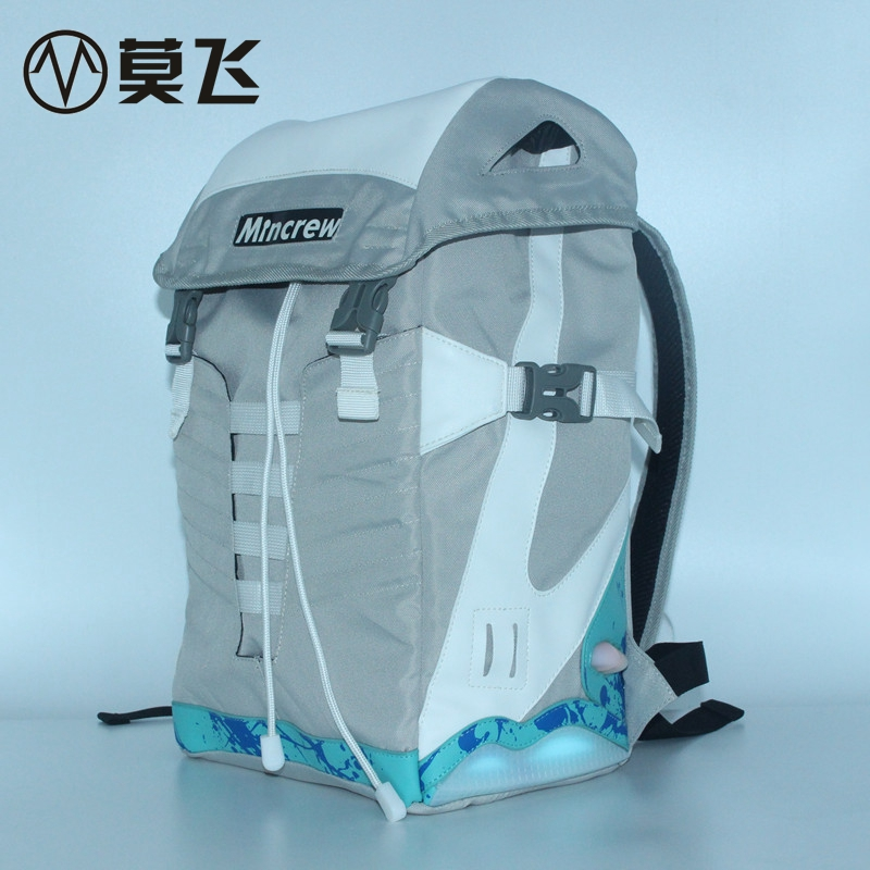 [Mo Fei] Lost Library / Mincrew Back to Future Backpack Backpack Plus