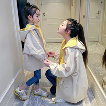 Different parent-child loaded tide shaking sound mother and daughter installed in autumn and winter 2019 New down cotton high-end foreign air jacket