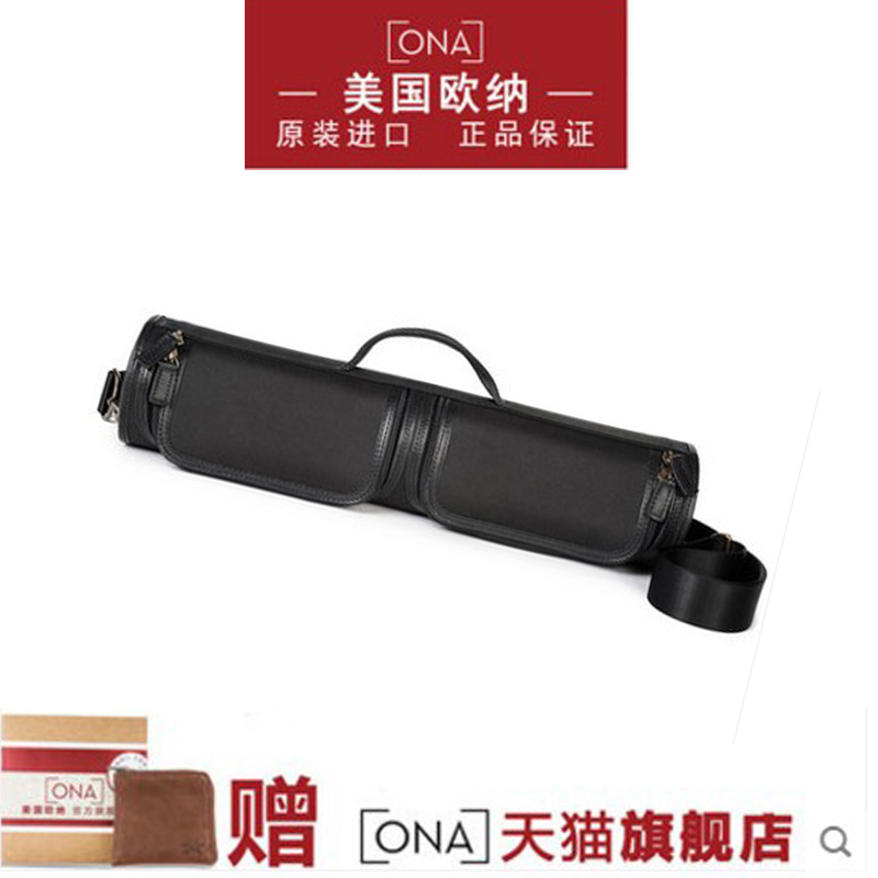 ONA The Beacon Lighthouse One Shoulder Photography Bag Diagonal Camera Bag Micro Single Pack Equipment Tube Handbag New Products