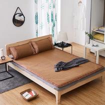 Виноградные коврики 1 8 м кровать коврики 1 5 из трех частей набор 1 2 м соломенные коврики складной одноместный общежитие студент коврики лето