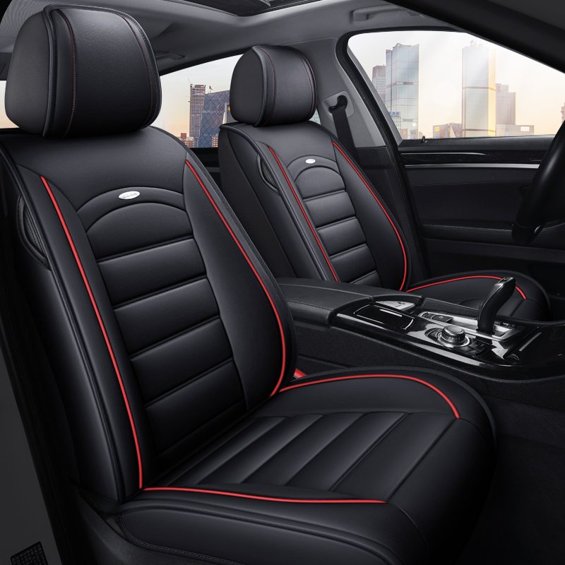2016 New Scope dedicated fully enclosed seat cover Ten generations of Scope interior modified summer four seasons leather cushion chair cover