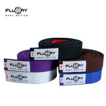 Fluory Fire Base Brazilian judo belt Professional Judo wear Judo road with boys and girls primary judo belt