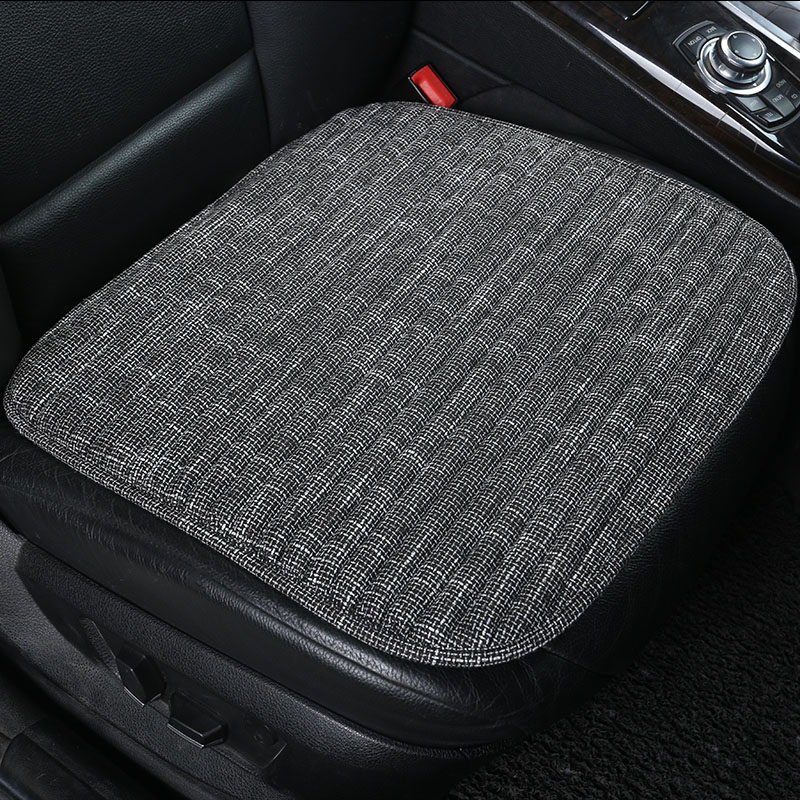 Car cushion single single sheet four seasons universal buckwheat shell health mat a single fart pad small square cushion cushion