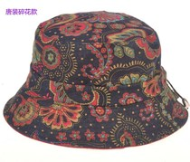 Spring and autumn middle-aged casual hat old lady grandma Bowl cap spring old man cloth cap middle-aged elderly mom hat thin